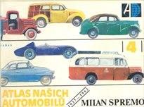 Atlas našich automobilů                         (Díl 4, 1937-1963)