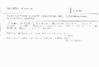 Anglicko-český slovník: zpracování dat, telekomunikace, kancelářské systémy
