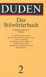 Der Duden in 10 Bänden                         (Bd. 2)
