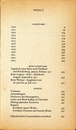 Tagebücher 1910-1923