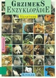 Grzimeks Enzyklopädie Säugetiere                         ([Bd. 6], Register)