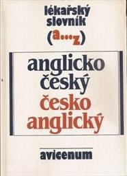 Lékařský slovník anglicko-český, česko-anglický