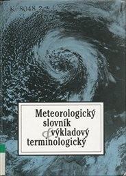Meteorologický slovník výkladový & terminologický