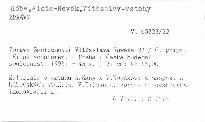 Zprávy Společnosti Vítězslava Nováka 22