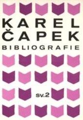 Karel Čapek                         (Sv. 3)
