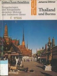Thailand und Burma