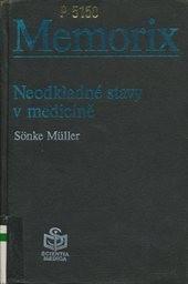 Memorix - Neodkladné stavy v medicíně