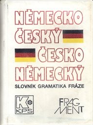 Velký kapesní německo-český, česko-německý slovník