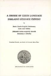 A Course of Czech Language                         ([Díl] 5)