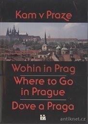 Kam v Praze a okolí