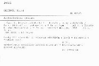 Archeologický slovník                         (Část 2,)