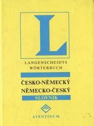 Česko-německý, německo-český slovník