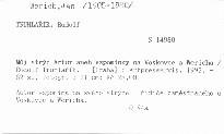 Můj strýc Artur aneb Vzpomínky na Voskovce a Wericha