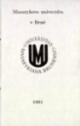 Masarykova universita v Brně