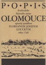 Popis královského hlavního města Olomouce