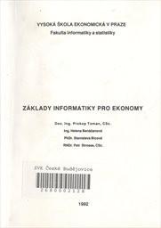 Základy informatiky pro ekonomy