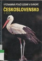 Významná ptačí území v Evropě - Československo