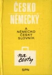 Česko-německý a německo-český slovník na cesty