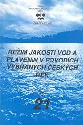 Režim jakosti vod a plavenin v povodích vybraných českých řek