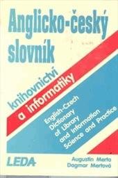 Anglicko-český slovník knihovnictví a informatiky