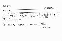 Svědectví                         (Roč. 21, č. 83/84, 1988)