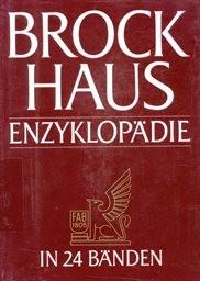 Brockhaus Enzyklopädie                         (Bd. 3)