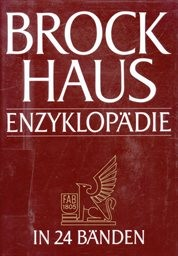 Brockhaus Enzyklopädie                         (Bd. 4,)
