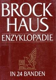 Brockhaus Enzyklopädie                         (Bd. 5)