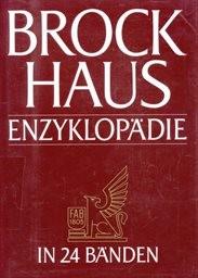 Brockhaus Enzyklopädie                         (Bd. 6,)