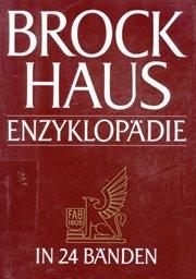 Brockhaus Enzyklopädie                         (Bd. 7)