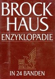Brockhaus Enzyklopädie                         (Bd. 10,)