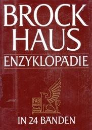 Brockhaus Enzyklopädie                         (Bd. 11,)