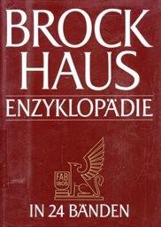 Brockhaus Enzyklopädie                         (Bd. 12)