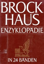 Brockhaus Enzyklopädie                         (Bd. 13,)