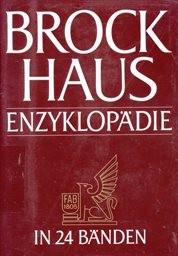 Brockhaus Enzyklopädie                         (Bd. 14)