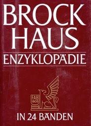 Brockhaus Enzyklopädie                         (Bd. 16,)