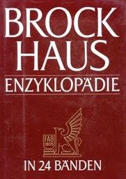 Brockhaus Enzyklopädie                         (Bd. 17)