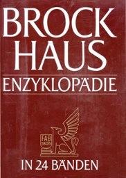 Brockhaus Enzyklopädie                         (Bd. 24)