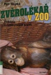 Zvěrolékař v zoo