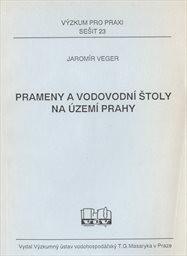 Prameny a vodovodní štoly na území Prahy