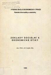 Základy sociální a ekonomické etiky