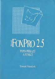 FoxPro 2.5 - popis příkazů a funkcí