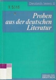 Proben aus der deutschen Literatur