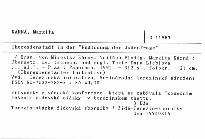 """Theresienstadt in der """"Endlösung der Judenfrage"""""""
