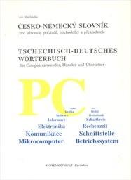 Česko-německý slovník pro uživatele počítačů, obchodníky a překladatele