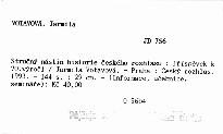 Stručný nástin historie českého rozhlasu