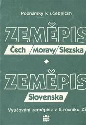 Poznámky k učebnicím Zeměpis Čech, Morav