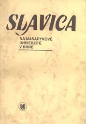 Slavica na Masarykově univerzitě v Brně