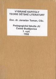 Vybrané kapitoly z teorie dětské literatury
