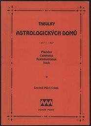 Tabulky astrologických domů